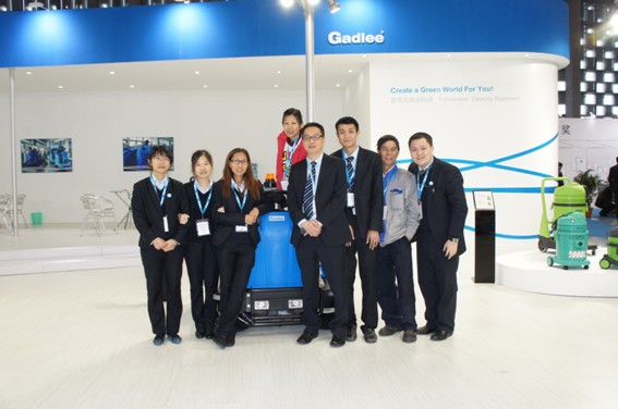 Group photo in CCE Shanghai