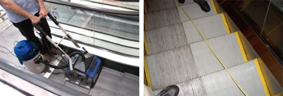 进口扶梯清洁机