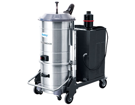 Gadlee嘉得力 Gadlee Cyclone430/450 Industrial Vacuum Cleaners