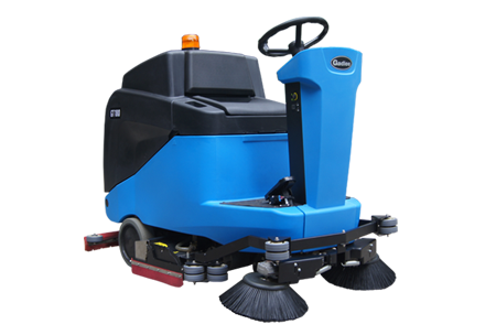Gadlee嘉得力 Gadlee GT180 75RS Ride On Scrubber Dryer